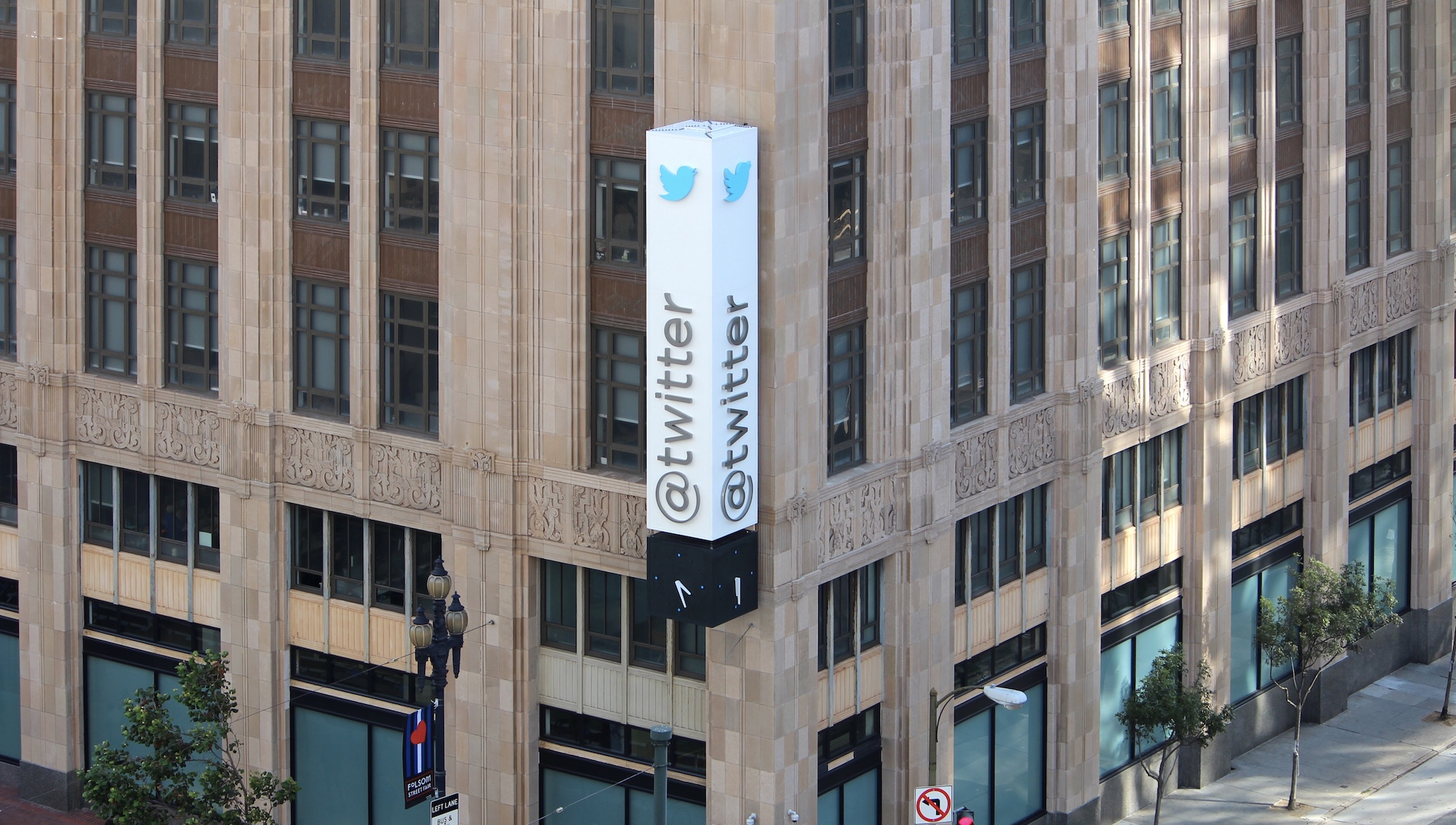Twitter Headquarter