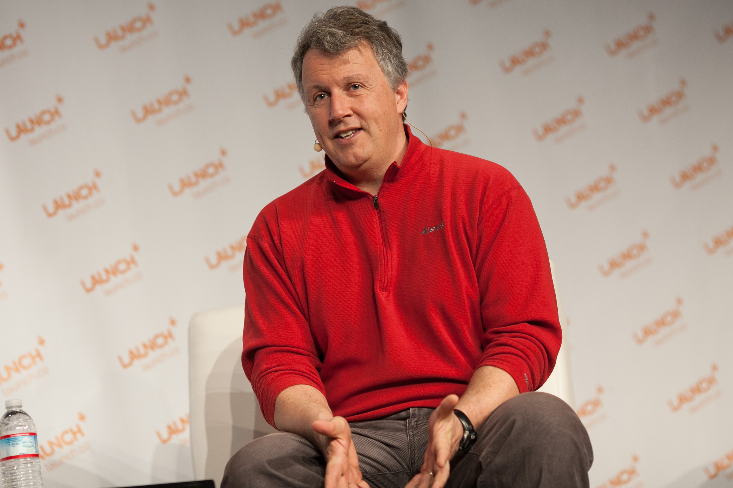 Y Combinator 共同創辦人 Paul Graham(photo credit: JD Lasica via Flickr)